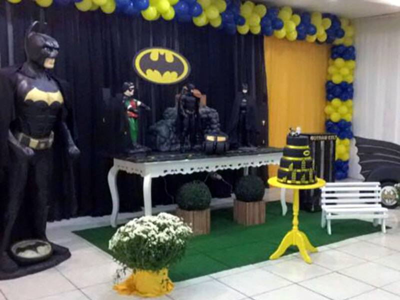 Tema Decorativo Batman