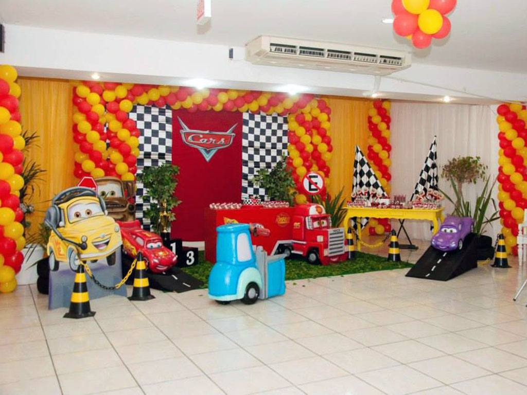 Tema Decorativo Carros