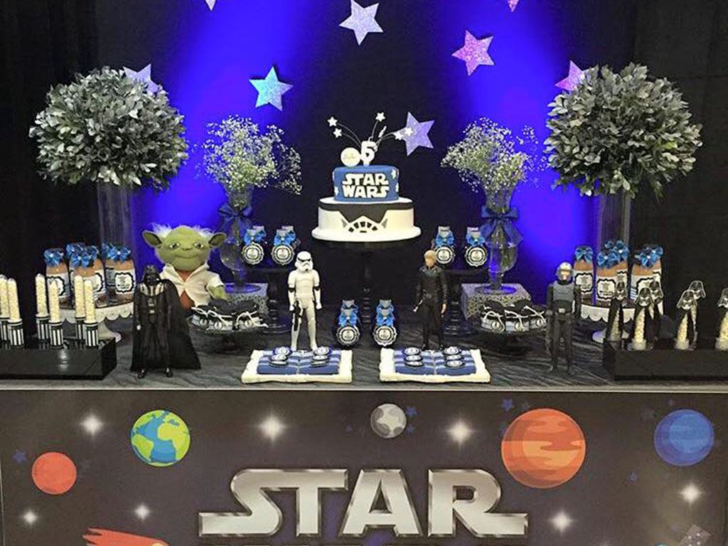 Tema Decorativo Star Wars