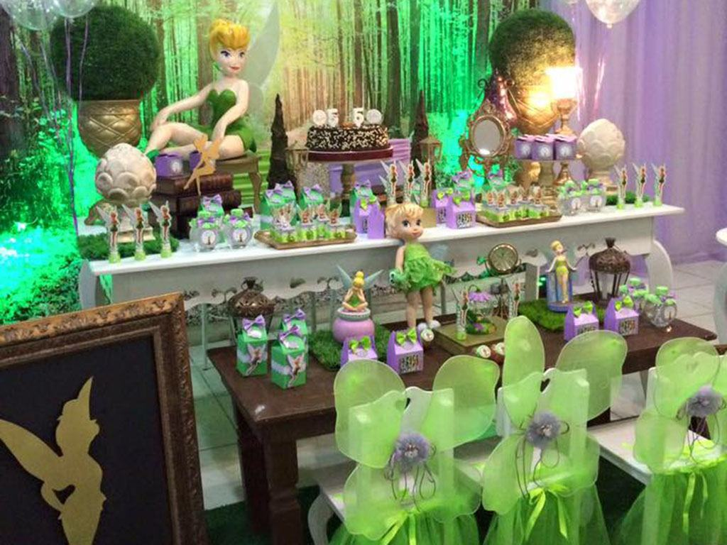 Tema Decorativo Peter Pan