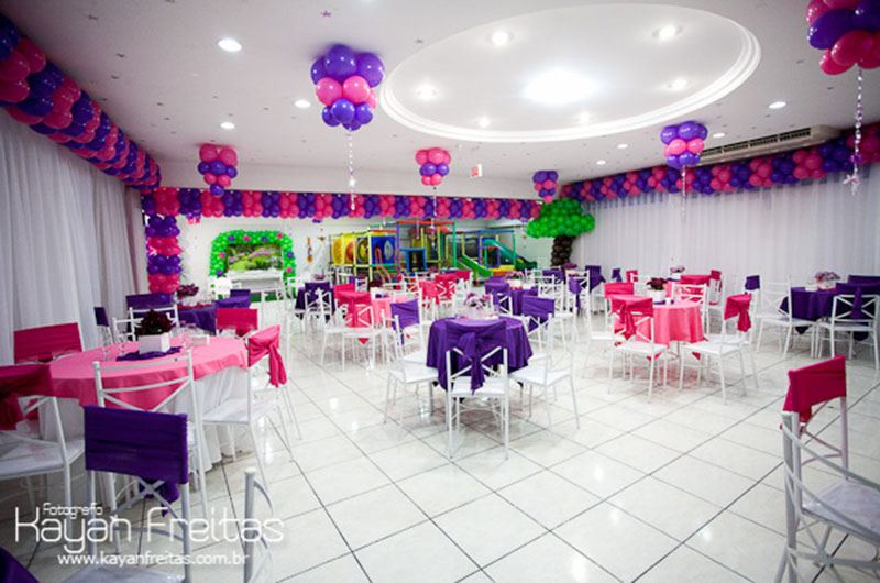 Buffet Infantil Duda Willy